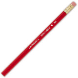 Try Rex¨ Pencil, Jumbo With Eraser, Pack of 12