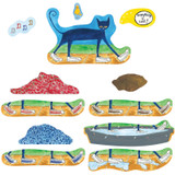 Pete the Cat: I Love My White Shoesª Flannelboard Set