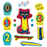 Pete the Cat and His Four Groovy Buttonsª Flannelboard Set