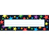 Gel Stars Desk Toppers¨ Name Plates, 36 ct