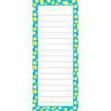 """Always Try Your Zest Note Pad, 3 1/2"""" x 8 1/2"""", 50 Sheets"""