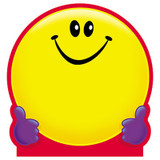 Smiley Face Note Pad-Shaped, 50 sheets