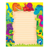 Dino-Mite Pals¨ Note Pad-Rectangle, 50 sheets