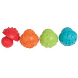 Paint and Clay Mushroom Stampers, Set of 4