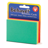 """Behavior Cards, 3"""" x 5"""", Pack of 100, Assorted"""