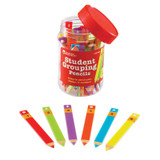 Student Grouping Pencils, Set of 36