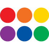 Spot On¨ Colorful Circles Carpet Markers