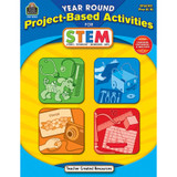 Year Round Project-Based Activities for STEM Book, Grades PreK-K