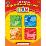 Year Round Project-Based Activities for STEM Book, Grades 1-2