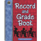 Record and Grade Book, 64 Pages