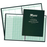 WARD¨ Combination Record & Lesson Plan Book, 9-10 Week and 6 Periods/Day