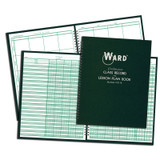 Combination Class Record (9-10 Week Grading Periods) & Lesson Plan (8 Periods) Book