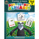 Practice to Learn: Dot-to-Dot Alphabet
