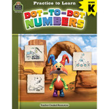 Practice to Learn: Dot- to-Dot Numbers