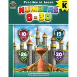 Practice to Learn: Numbers 0-30