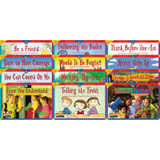 Character Education Readers: Variety Pack, Set of 12