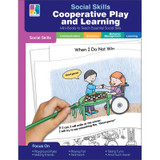Social Skills Mini-Books Cooperative Play and Learning Resource Book, Grade PK-2, Paperback