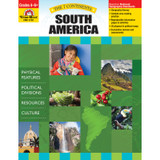 The 7 Continents: South America, Grades 4-6+