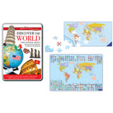 Wonders of Learning Tin Set, Discover the World
