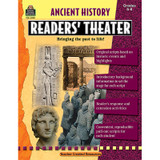 Ancient History Readers Theater Book, Grade 5-8
