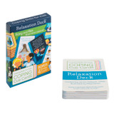 Coping Cue Cards» Relaxation Deck»