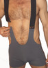 Snap Front Colorful Spandex Singlet