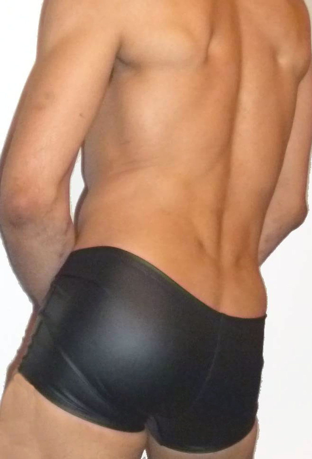 neoprene brief shorts