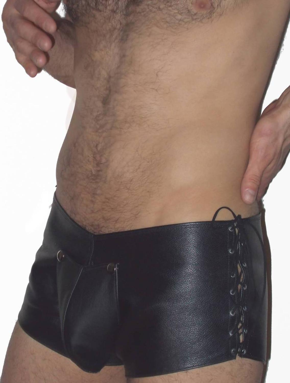 codpiece shorts