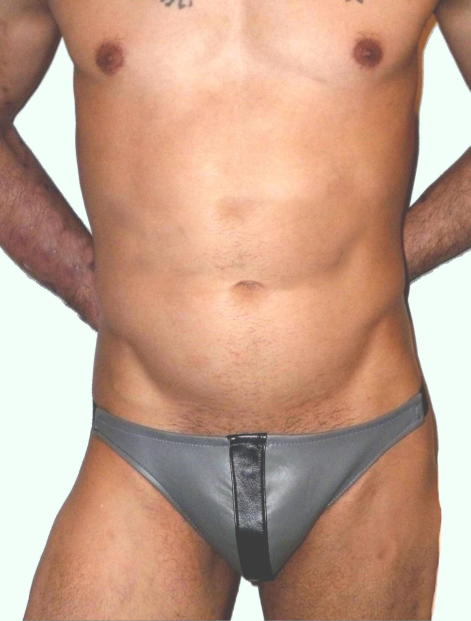 leather thong