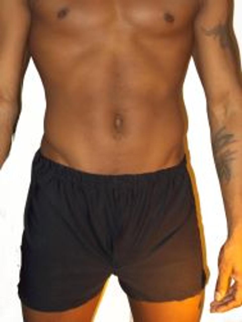spandex boxers