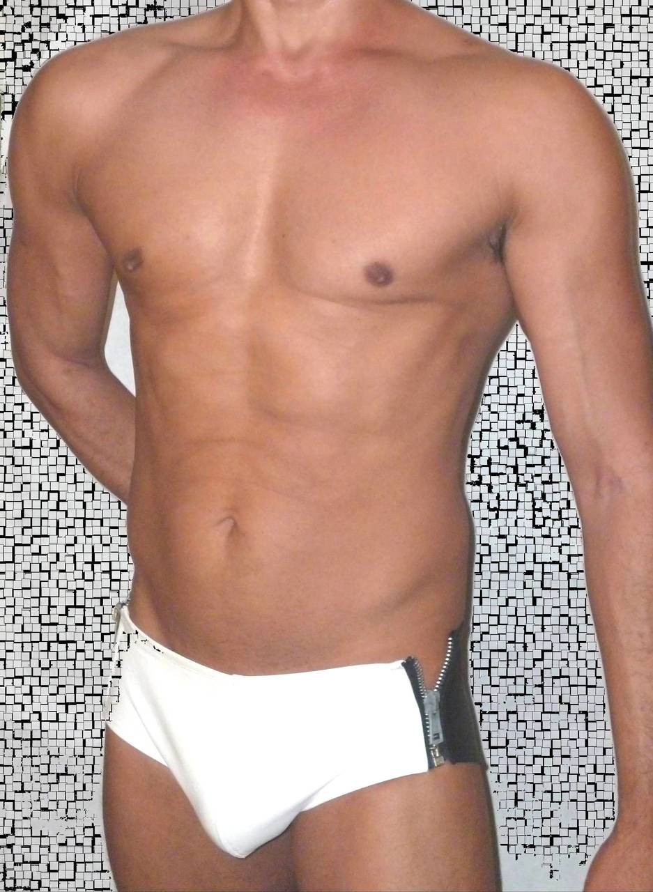 zip sides brief