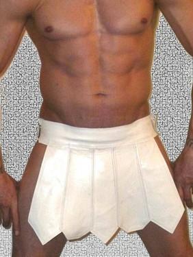 white kilt