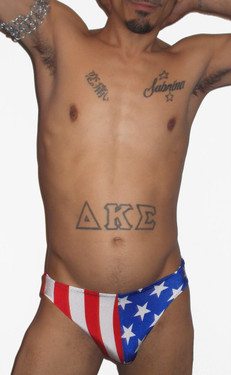 stars and stripes jockstrap