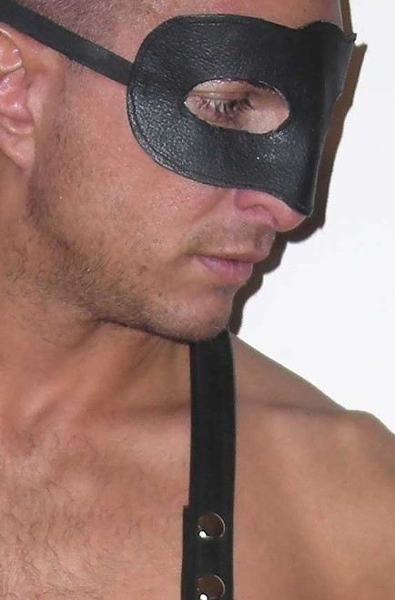leather mask