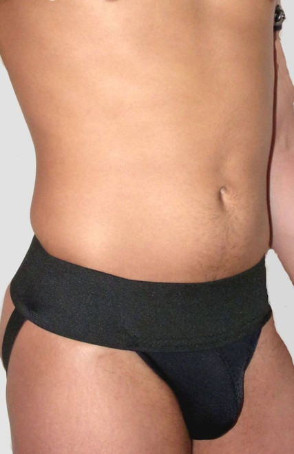 spandex pouch
