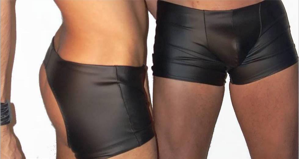 neoprene underwear, leather jockstraps