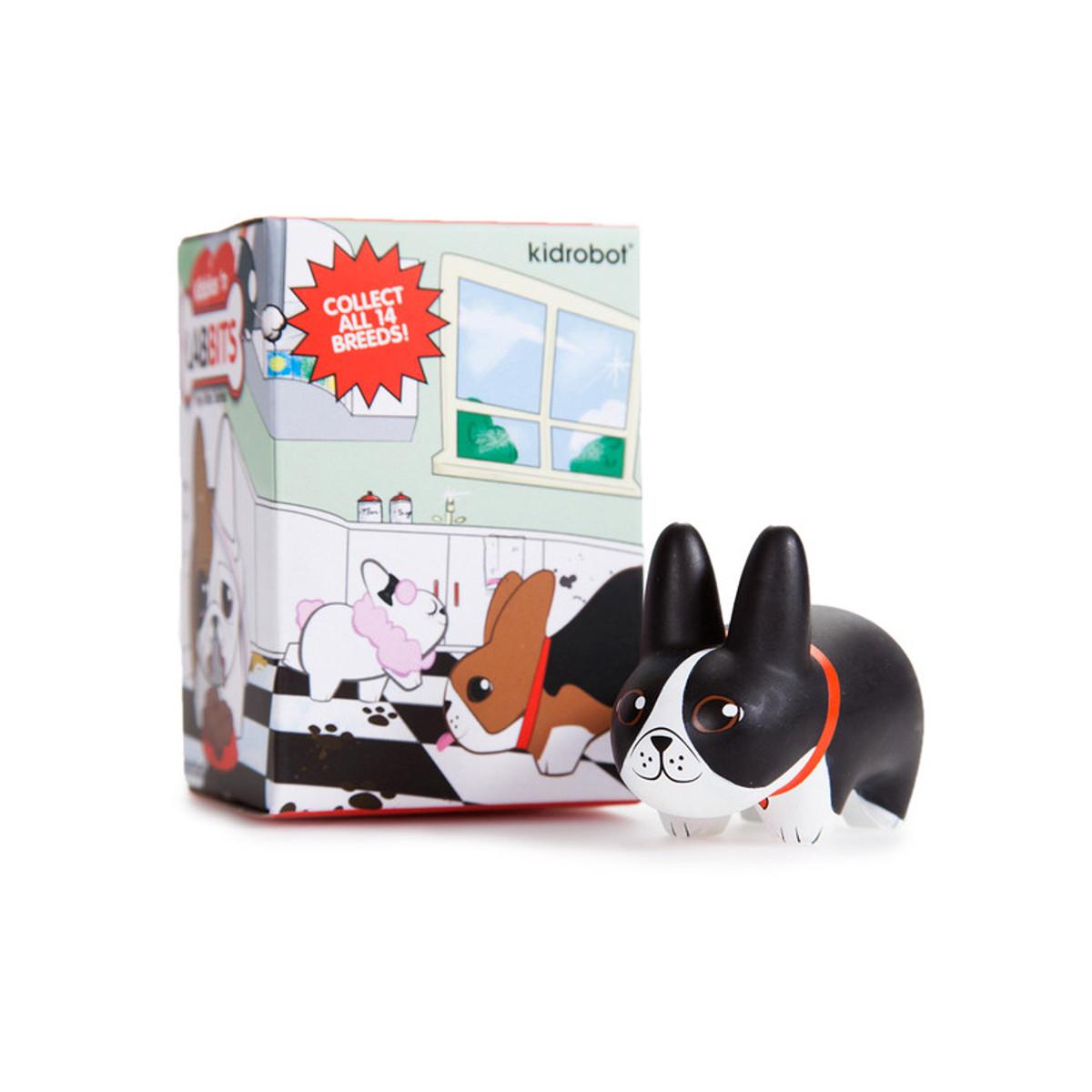 Kidrobot Kibbles N/' Labbits Blind Box Mini Series Poodle NEW