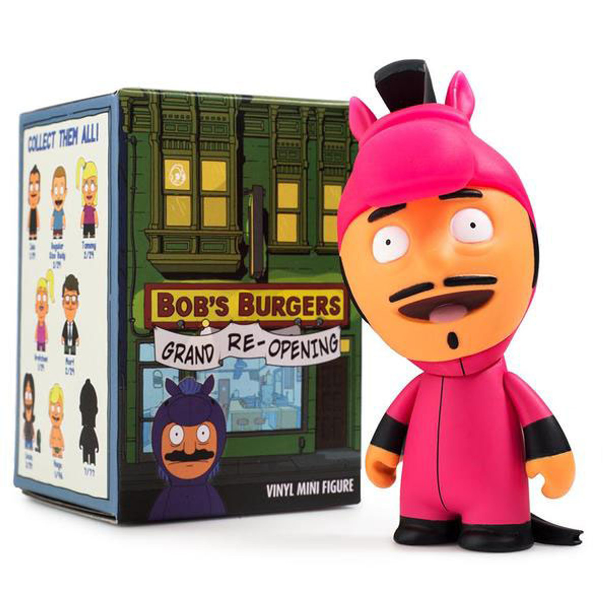 Bob/'s Burgers Grand Re-Opening Mini-Figure Series 2 Kidrobot Linda 2//24