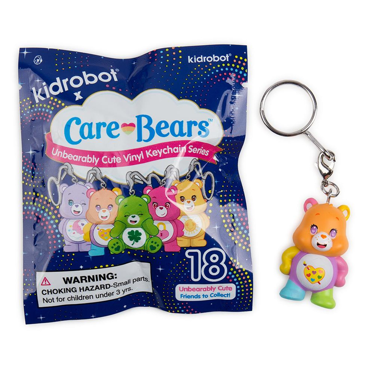 Kidrobot Care Bears 3-Inch Vinyl Mini-Figure Harmony Bear