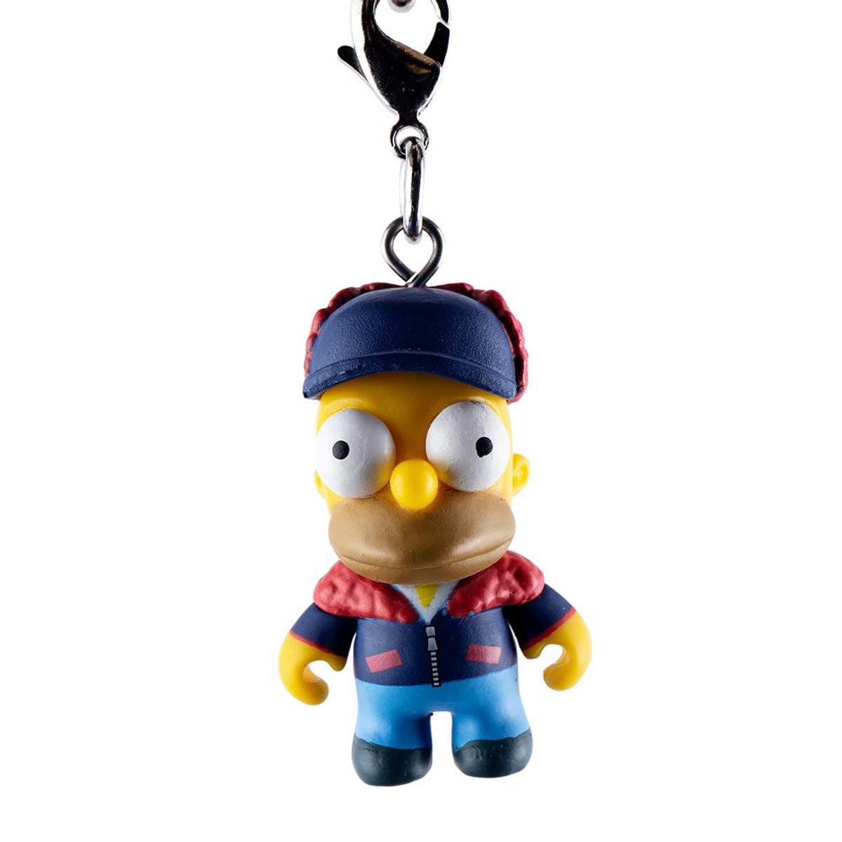 The Simpsons Crap-Tacular KeyChain Series KidRobot Smithers 2//24 Rarity