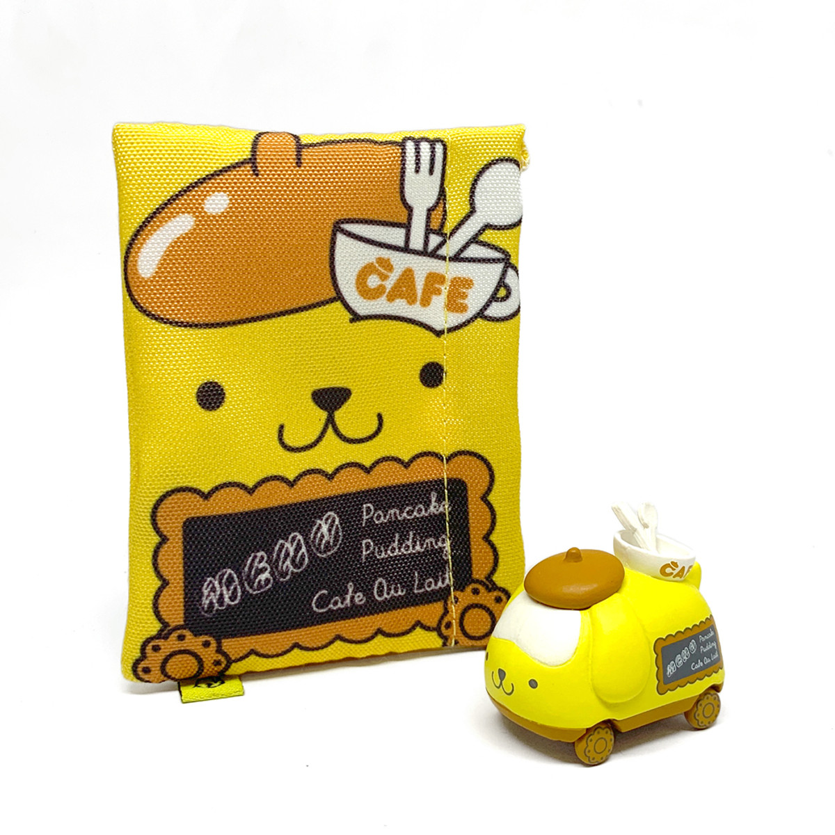 My Melody Kidrobot Hello Sanrio Micro Vehicle Series