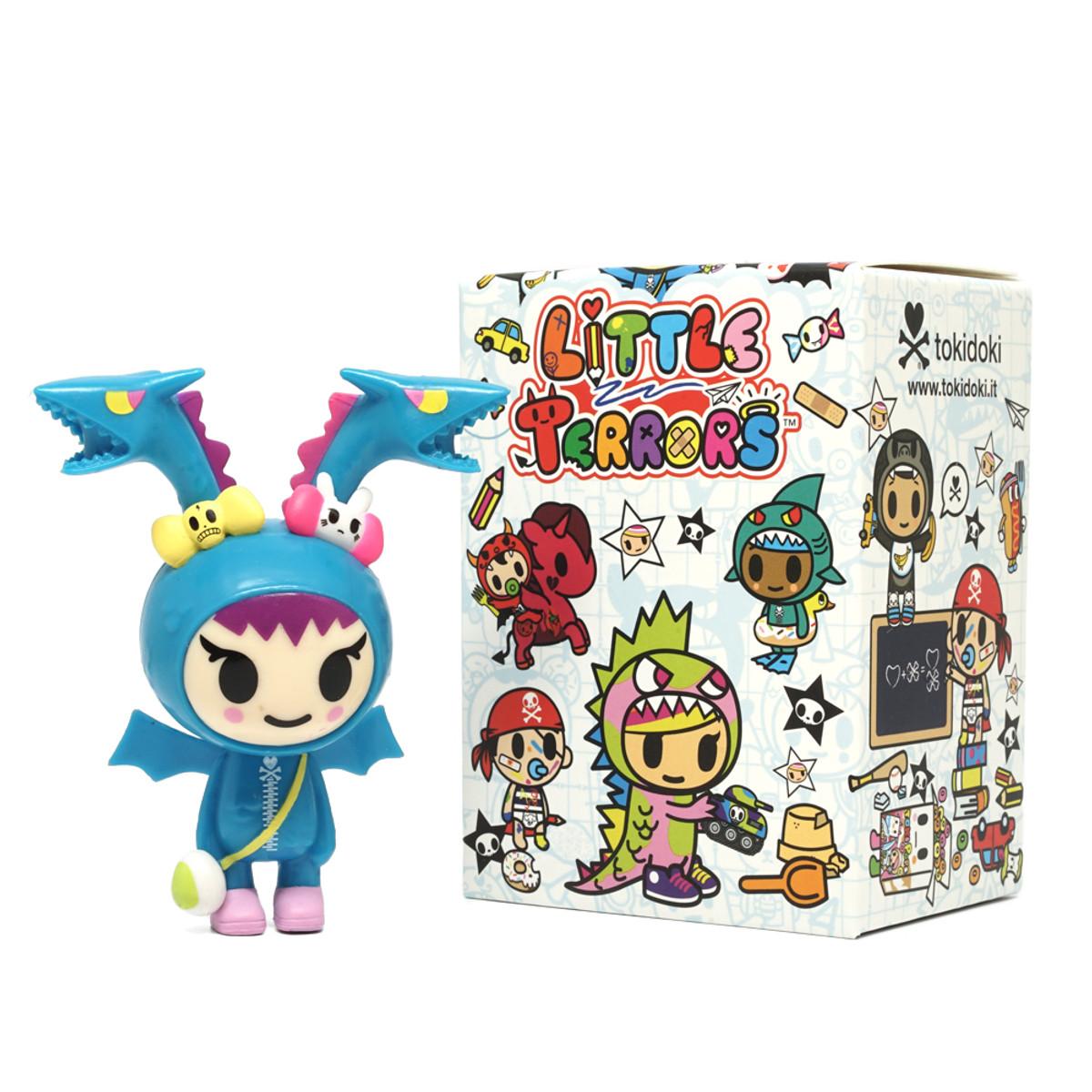 Tokidoki Little Terrors Blind Box NEW