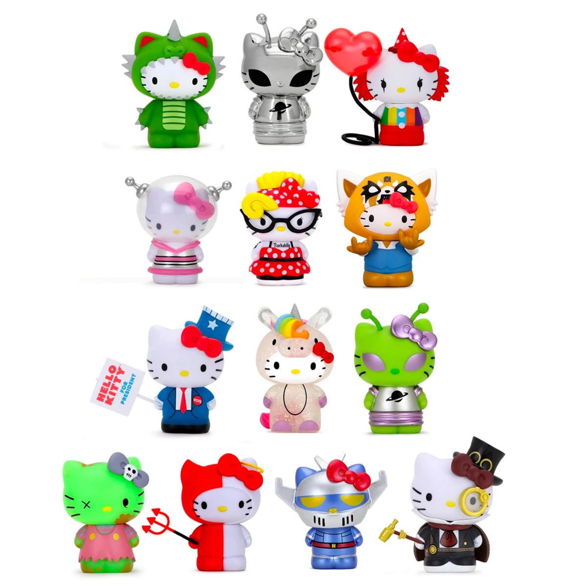 Hello Kitty Blindbox Series 3 Figures