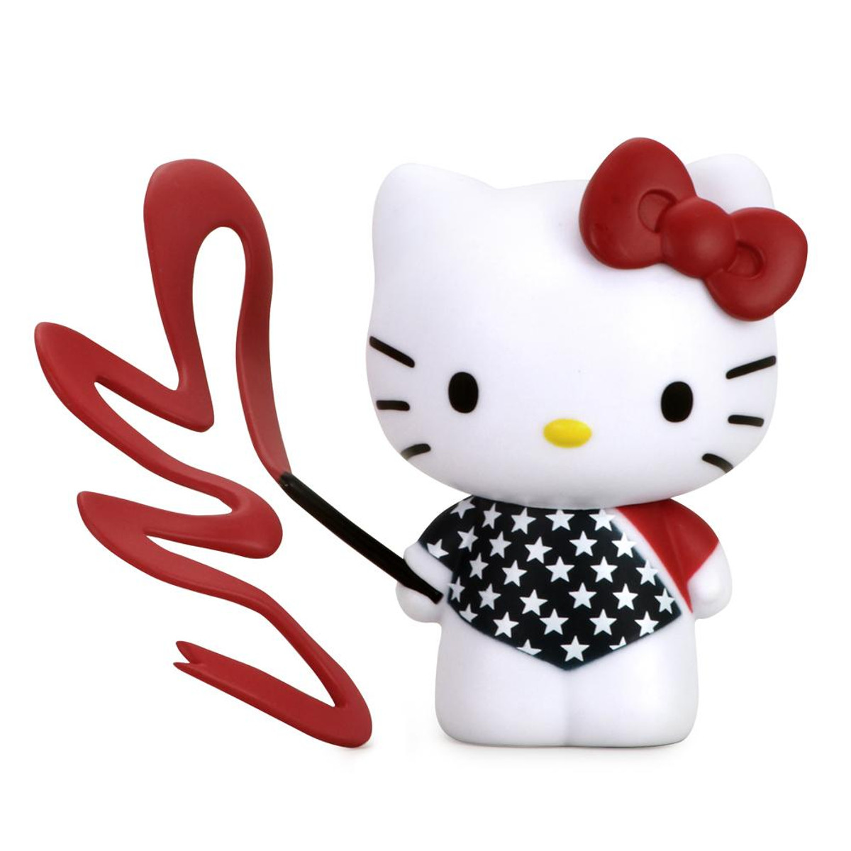 Hello Kitty Team USA KidRobot Vinyl Mini Series Athletics