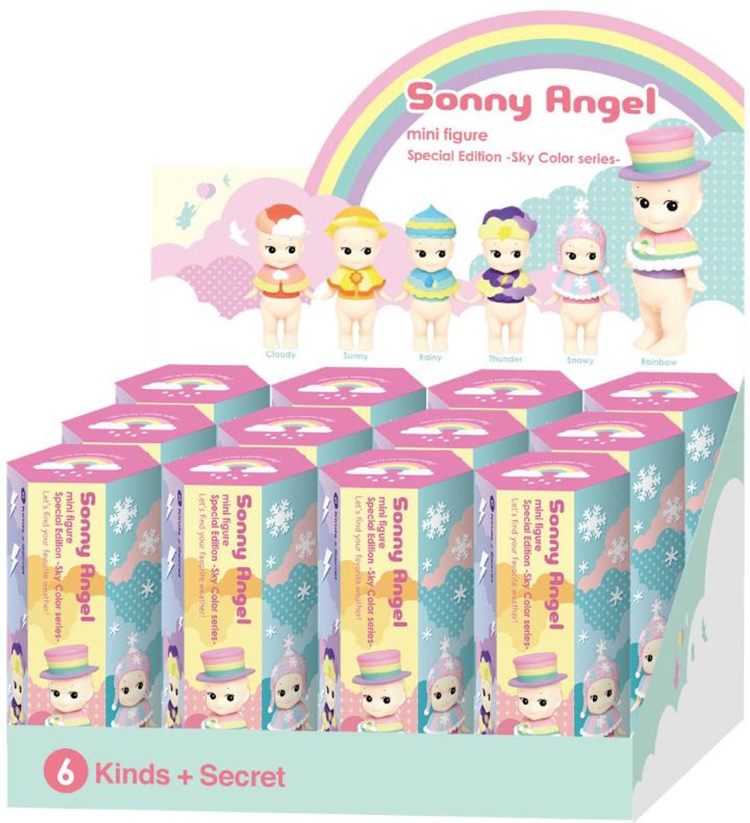 Halloween Sonny Angel Blind Boxes 2020 Sonny Angel Sky Series 2020 Blind Box   myplasticheart
