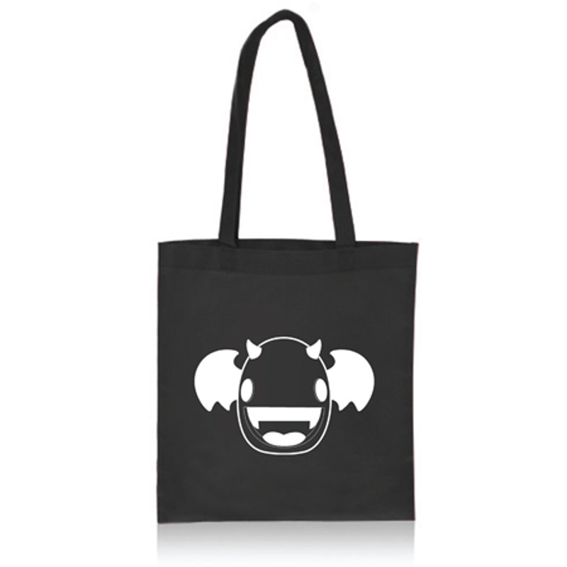 Junior : Tote Bag Black