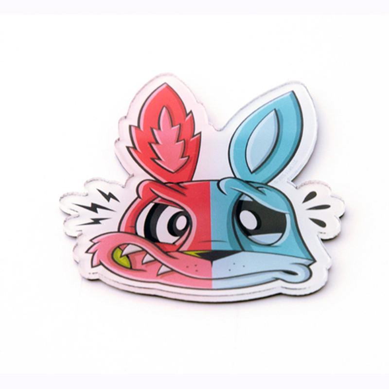 Chaos Bunnies Magnet : Random Assortment