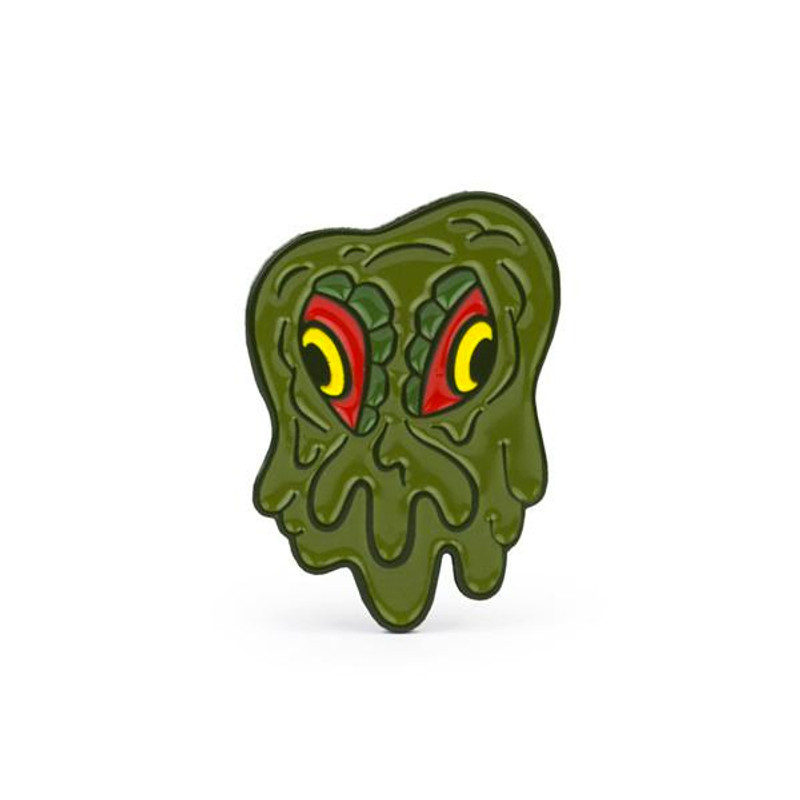 Sludge Monster Enamel Pin