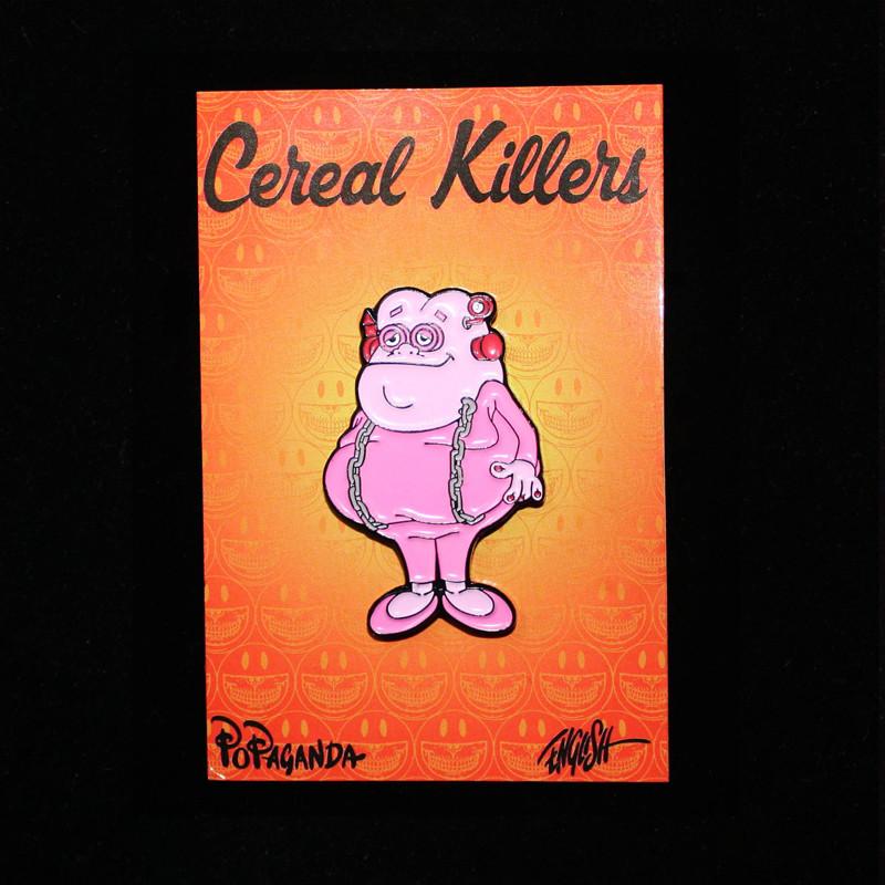 Cereal Killers Enamel Pins