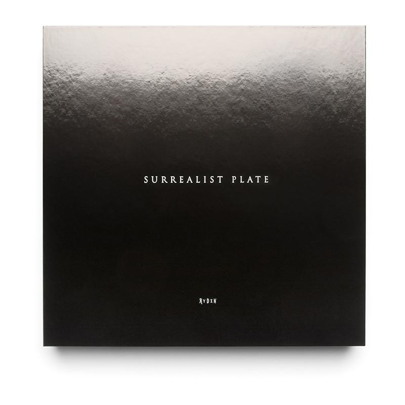 Surrealist Plate